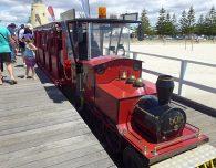 Busselton Jetty Train